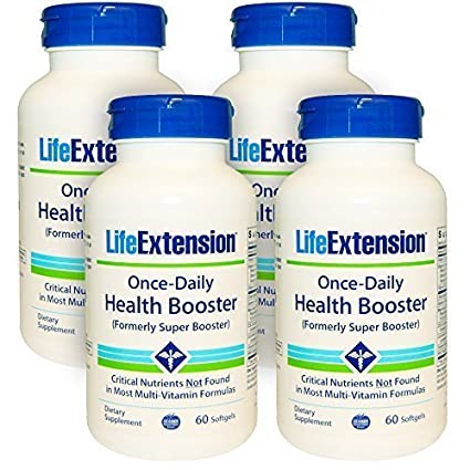 Life Extension once-daily Health Booster (Formerly Super ...