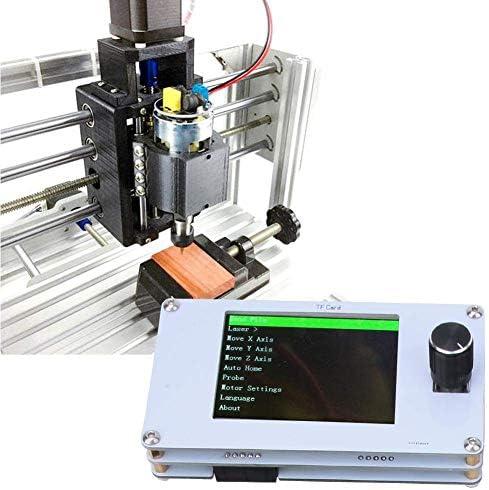 WXQ-XQ 彫刻機、木工DIYのためのコントロールパネル12V / 5Vと3アクスルCNC彫刻機コントロールボード