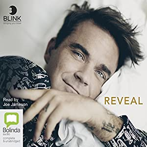 Reveal: Robbie Williams Audiobook
