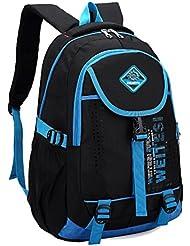 Heavy Duty Elementary School Bookbag Students Backpack for Boys Girls