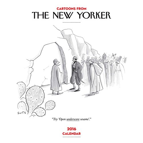 cartoons from the new yorker 2016 wall calendar malaysia online