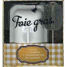Coffret - Foie gras: Le livre des meilleurs recettes