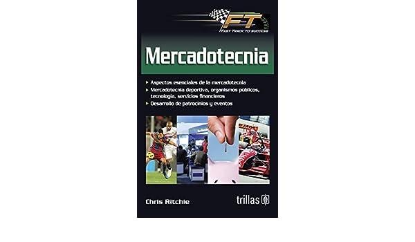 MERCADOTECNIA: CHRIS RITCHIE: 9786071710543: Amazon.com: Books