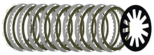 Twin Stack Aluminum (Twin Power High Performance Extra Plate Clutch Kit BTX14TP)