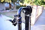 Allen-Sports-Deluxe-2-Bike-Hitch-Mount-Rack-SilverBlack-522RR