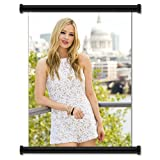 Laura Whitmore Sexy Hot Fabric Wall Scroll Poster (16' X 22') Inches