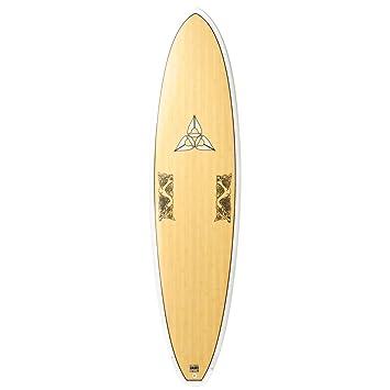 O Shea EPS epoxi tabla de surf - Bamboo Mini Mal 213,36 cm