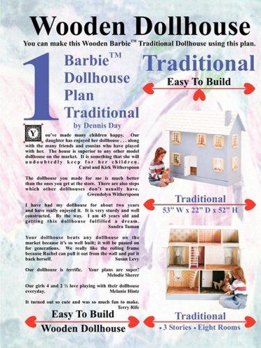 Barbie Dollhouse Plan Traditional ebook