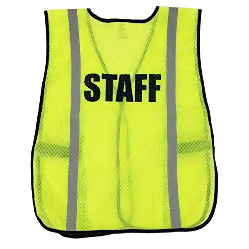 Ergodyne 8020HL STAFF Safety Vest