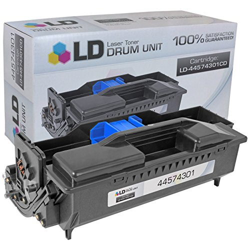 LD © Compatible Replacement for Okidata 44574301 (Type B2) Laser Drum Unit for use in Okidata MB461 MFP, MB471, MB471W, OKI B411d, B411dn, B431d, and B431dn Printers