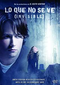 Lo Que No Se Ve (Invisible) [DVD]