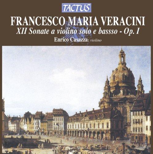 Veracini: XII Sonate a violino solo e basso, Op. I ()