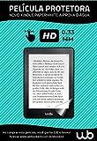 Película Novo Kindle Paperwhite à prova d'agua WB Fosca Anti-Risco Anti-Poeira Anti-UV, WB, Película Decorativas, Fosca