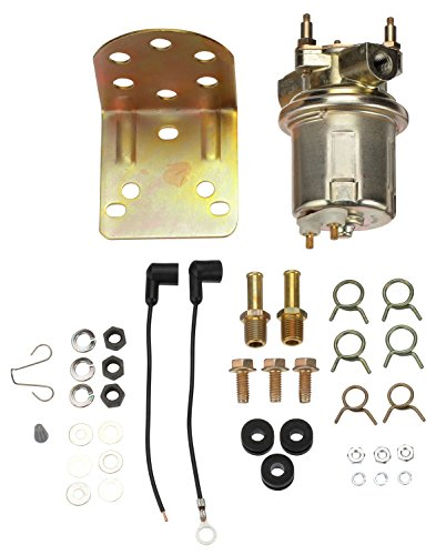 Carter P4594 In-Line Electric Fuel Pump