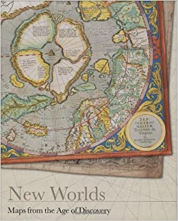 Amazon.com: New Worlds: Maps From The Age of Discovery ... on historical world map, adventure map, flying horse map, smithsonian map, the china map, international space station map, daybreak map, dayton street map, ancient world map, graceland map, best africa map, longfellow map, national geographic us map, yarmouth ma map, escape map, the physical world map, abbey road map, voyageur map, montauk village map, united states weather map,