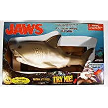 Motion Activated Jaws - A Singing, Dancing Great White!