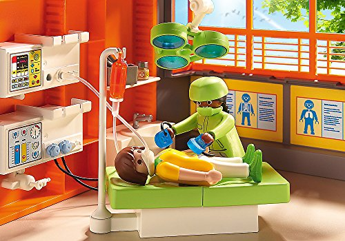 PLAYMOBIL Furnished Children's Hospital