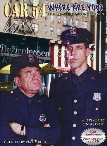 car 54 where are you season 1 - 5