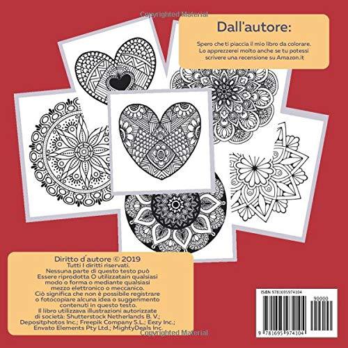 Amazon Fr 200 Mandala Libro Da Colorare Kawaii Per Donne