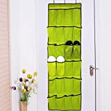 CozyCabin Over The Door Shoe Organizer - 24