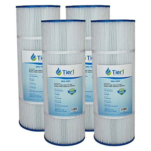 Spa Spas Diamante Filter - PUST80-F2M 8CH-852 FC-0518 Diamante Spas Comparable Pool & Spa Filter PAS-1553 by Tier1 (2-Pack)