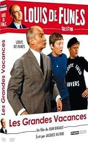 Les Grandes vacances [Francia] [DVD]