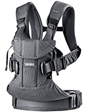 BABYBJÖRN Baby Carrier One Air (Anthracite, 3D Mesh)