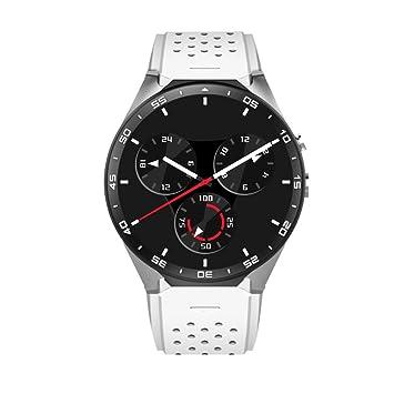 periwinkLuQ Smartwatch, Pantalla de círculo Completo de 1,3 ...