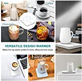 Misby Coffee Warmer for Desk Mug Warmer with