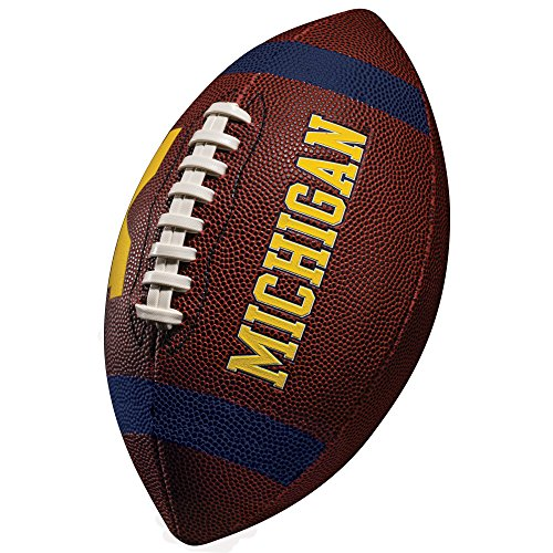Franklin Sports NCAA Michigan Wolverines Football