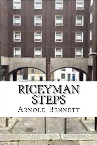 riceyman steps bennett arnold