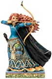 "(US) Disney Traditions by Jim Shore Princess Merida from ""Brave"" Stone Resin Figurine, 10.125"""