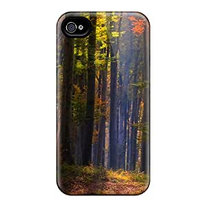 Perfect Fall Light Case Cover Skin For Iphone 4/4s Phone Case