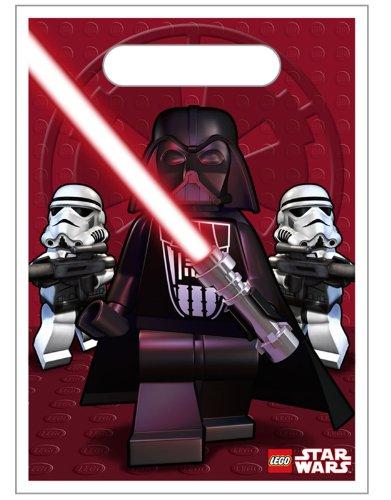 LEGO Star Wars Treat Bags (Lego Star Wars The Complete Saga Droideka)