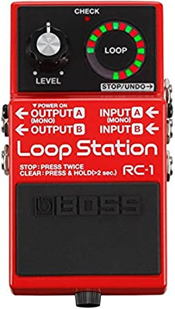BOSS - Rc 1 pedal guitarra