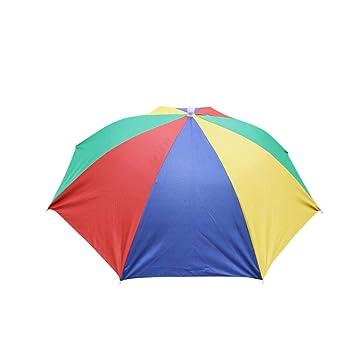 ef8a2f91515 Loneflash Outdoor Umbrella Hat