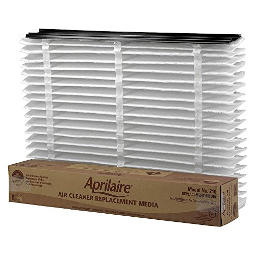 Aprilaire 210 Replacement Media For Media Air Cleaner 20 X 25 Merv 11 (Aprilaire 2210 Replacement Filter)
