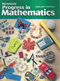 img - for Progress in Mathematics by Rose A. McDonnell (1993-01-03) book / textbook / text book