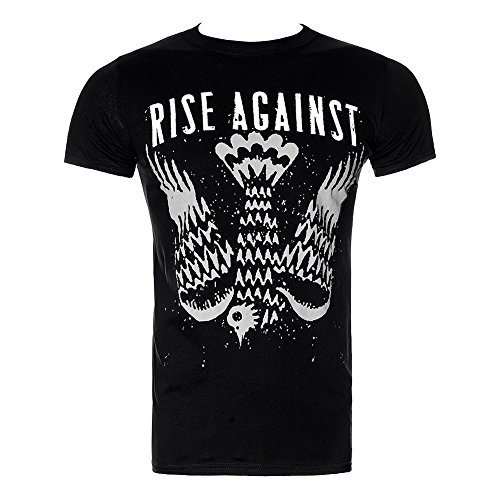 Offizielles T-Shirt Ris'AGAINST Splatter Logo FALL Vogel, alle Größen