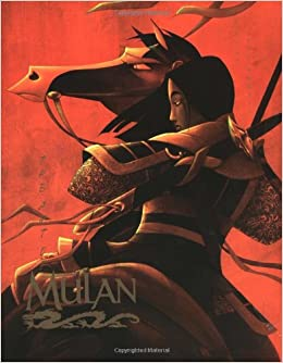 Amazon the art of mulan 9780786863884 jeff kurtti books fandeluxe Gallery