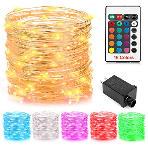 True Color Led Christmas Lights in US - 3