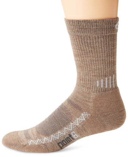 point6 Active Light Cushion Crew Socks