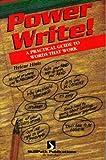 Power Write!, Helene Hinis, 1878542001