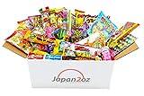 japanese box - Japanese Candy Box Assortment 40 Snacks & Candy, Gum, Gummies, Ramune Christmas Present