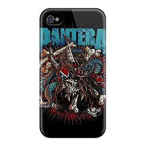 Forever Collectibles Pantera Hard Snap-For Ipod Touch 5 Case Cover