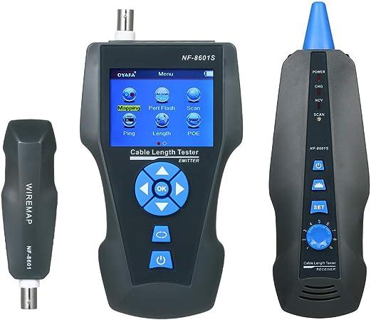 Kkmoon Kabeltester Line Finder Telefon Wire Tracker Elektronik