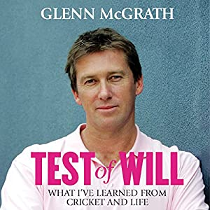 Test of Will Audiobook
