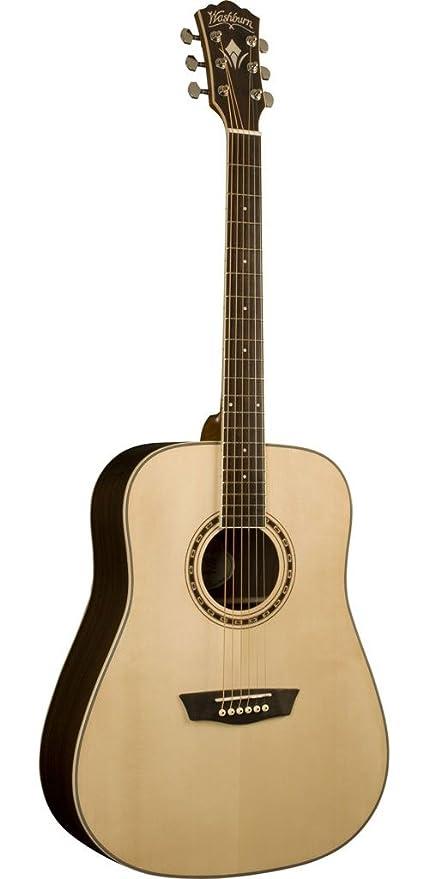 Guitarra acústica Washburn WD 20s Dreadnought Serie