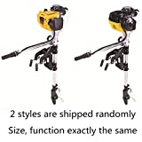Sky® 4-stroke 1.4HP Superior Engine Outboard Motor Inflatable Fishing Boat(4-stroke 1.4HP) Boats And Motors