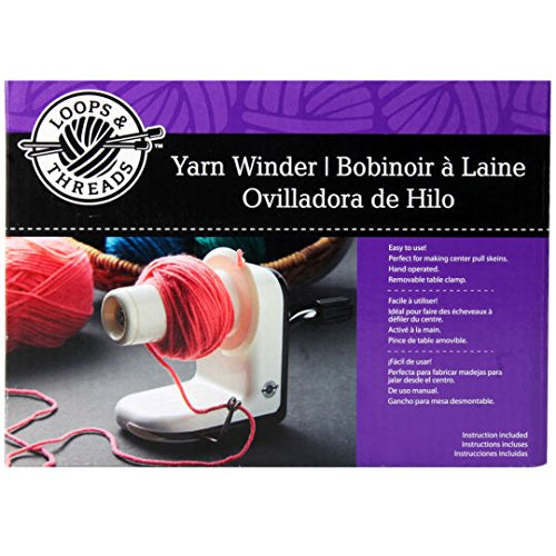 Yarn Winder Loops & Threads